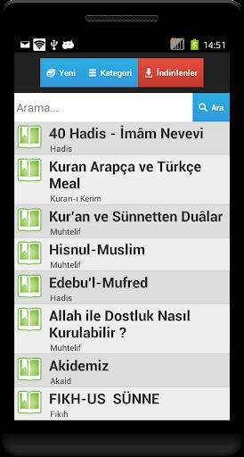 İnabe İslam Kütüphanesi
