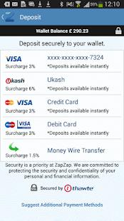 ZapZap™ Mobile Utility - náhled