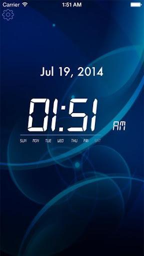 Ball Drop Alarm Clock