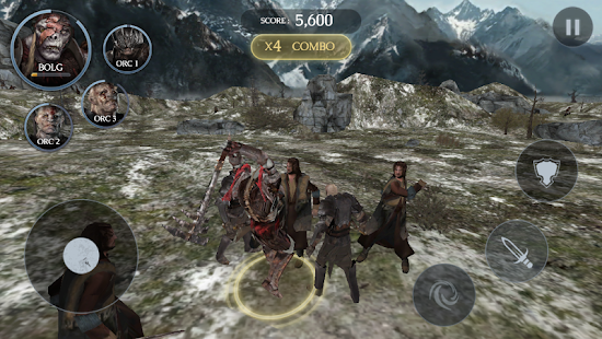 Fight for Middle-earth - screenshot thumbnail