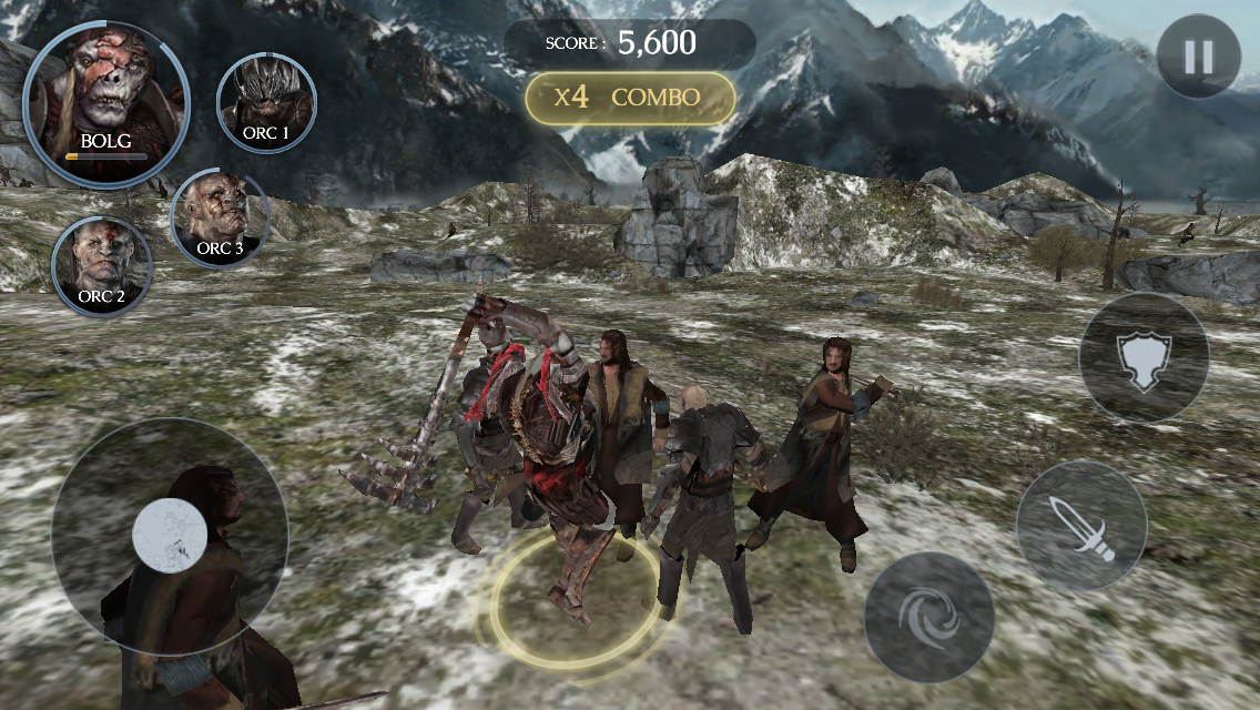 Fight for Middle-earth screenshot #2