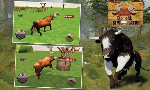 公牛3D模擬器