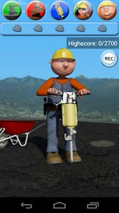 Talking Max the Worker - screenshot thumbnail