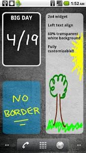 Widget Notes - Whiteboard Pro- screenshot thumbnail
