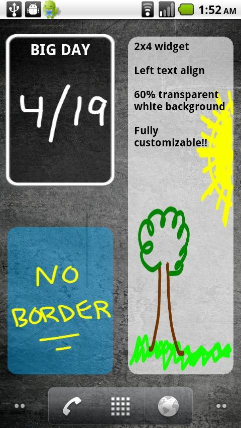 Widget Notes - Whiteboard Pro- screenshot