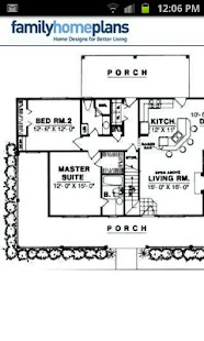 House Plans by FamilyHomePlans- screenshot thumbnail