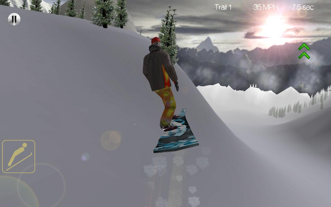 Snowboarding+- screenshot