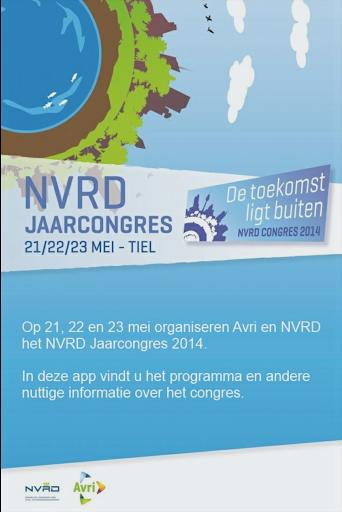 NVRD Jaarcongres 2014