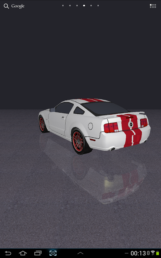 Mustang 3D Full- screenshot