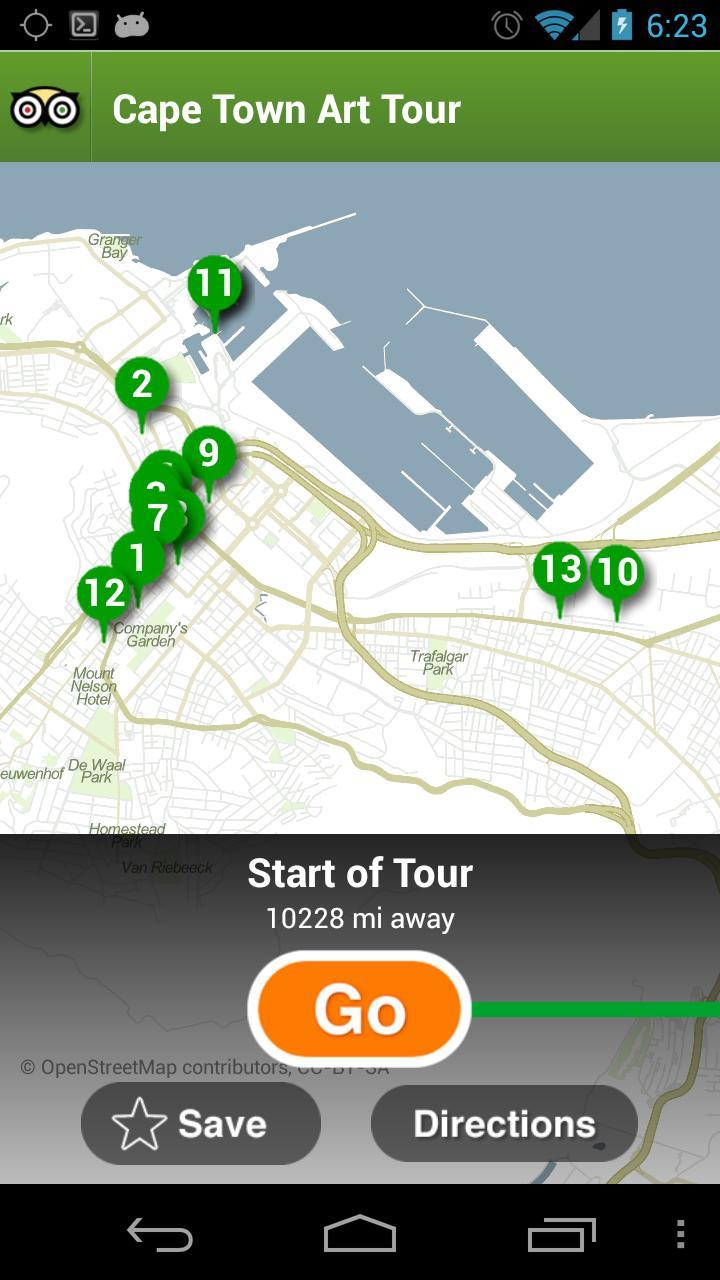 Cape Town City Guide screenshot #4