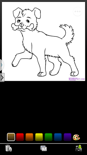 Color The Dog