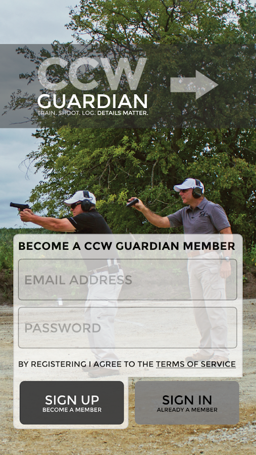CCW Guardian- screenshot