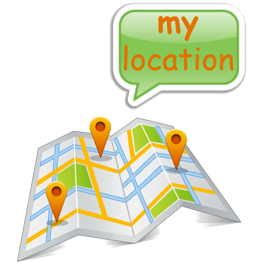 my Location 工具 App LOGO-APP開箱王