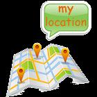 mi ubicación - my Location icon