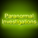 Paranormal Investigations icon
