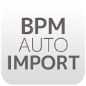 BPM auto import icon