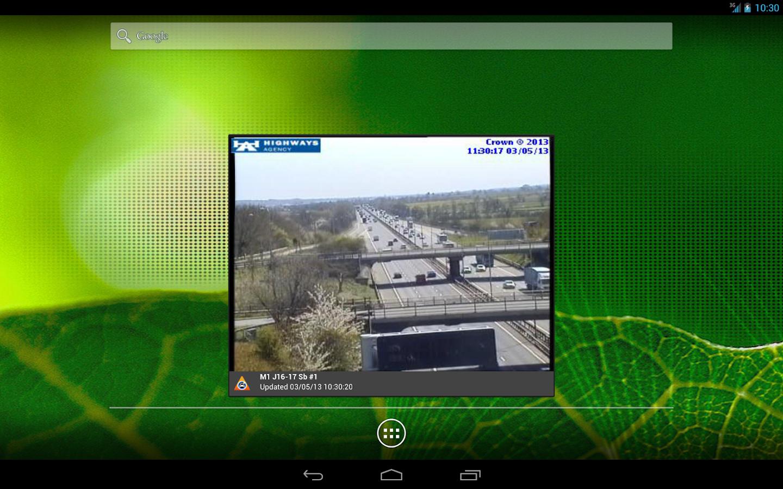 TrafficEye - screenshot