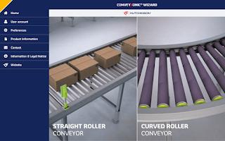 Screenshot of Conveyxonic Wizard ®