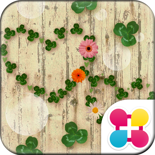 Wish Upon Clovers Wallpaper Icon
