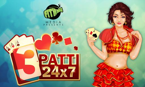 24x7 Teen Patti - Indian Poker