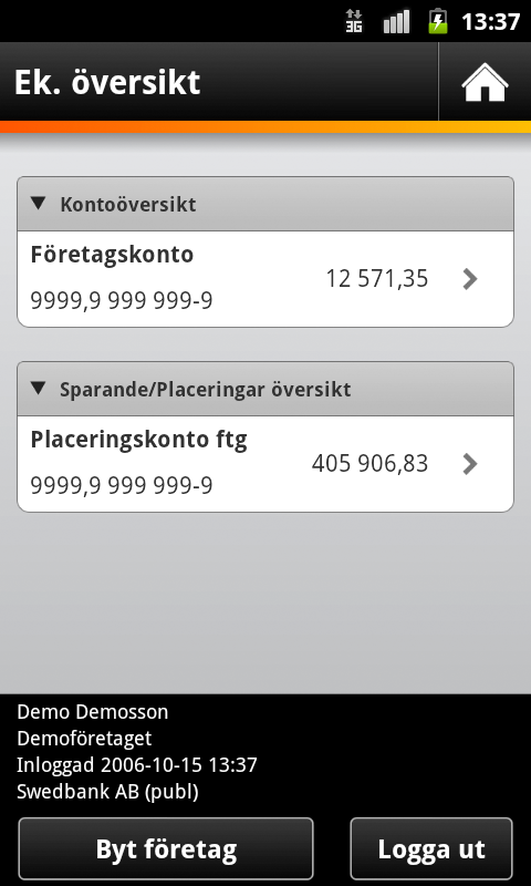 valutor swedbank