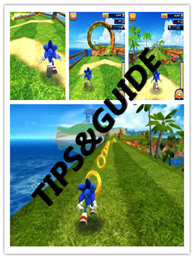 Hacks for Sonic Dash 2015