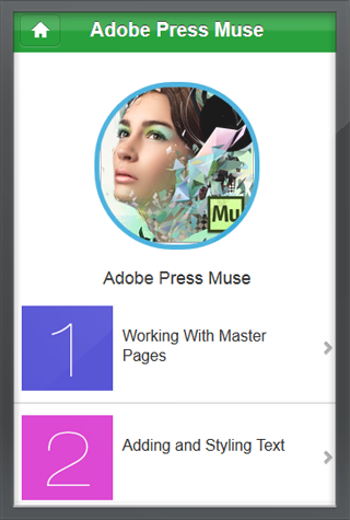 Press Muse Tutorials