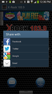 X-Rock 103.9 - screenshot thumbnail