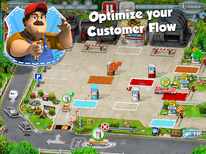 Gas Station - Rush Hour! Free- screenshot thumbnail
