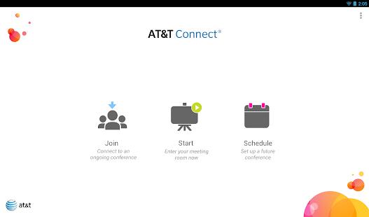 AT&T Connect - screenshot thumbnail