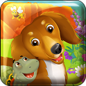Nestor Fairy Tale Puzzles Fun icon