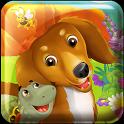 Nestor Fairy Tale Puzzles Fun icon
