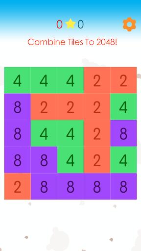 新2048 - 第二代数字合体游戏
