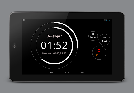 Dev it - darkroom timer v2.9.1
