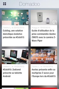 Le Blog Domadoo- screenshot thumbnail