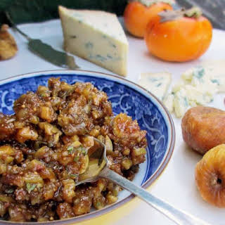 Fig and Olive Tapenade.