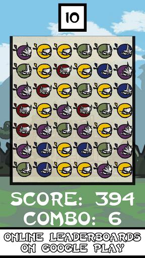 Match 3 Ninjas