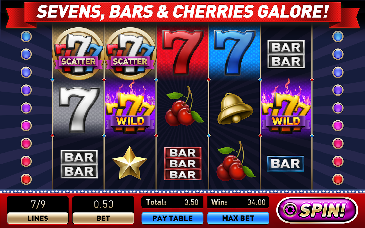 latest free casino slots