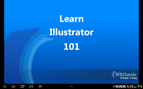 Learn Illustrator 101 - screenshot thumbnail