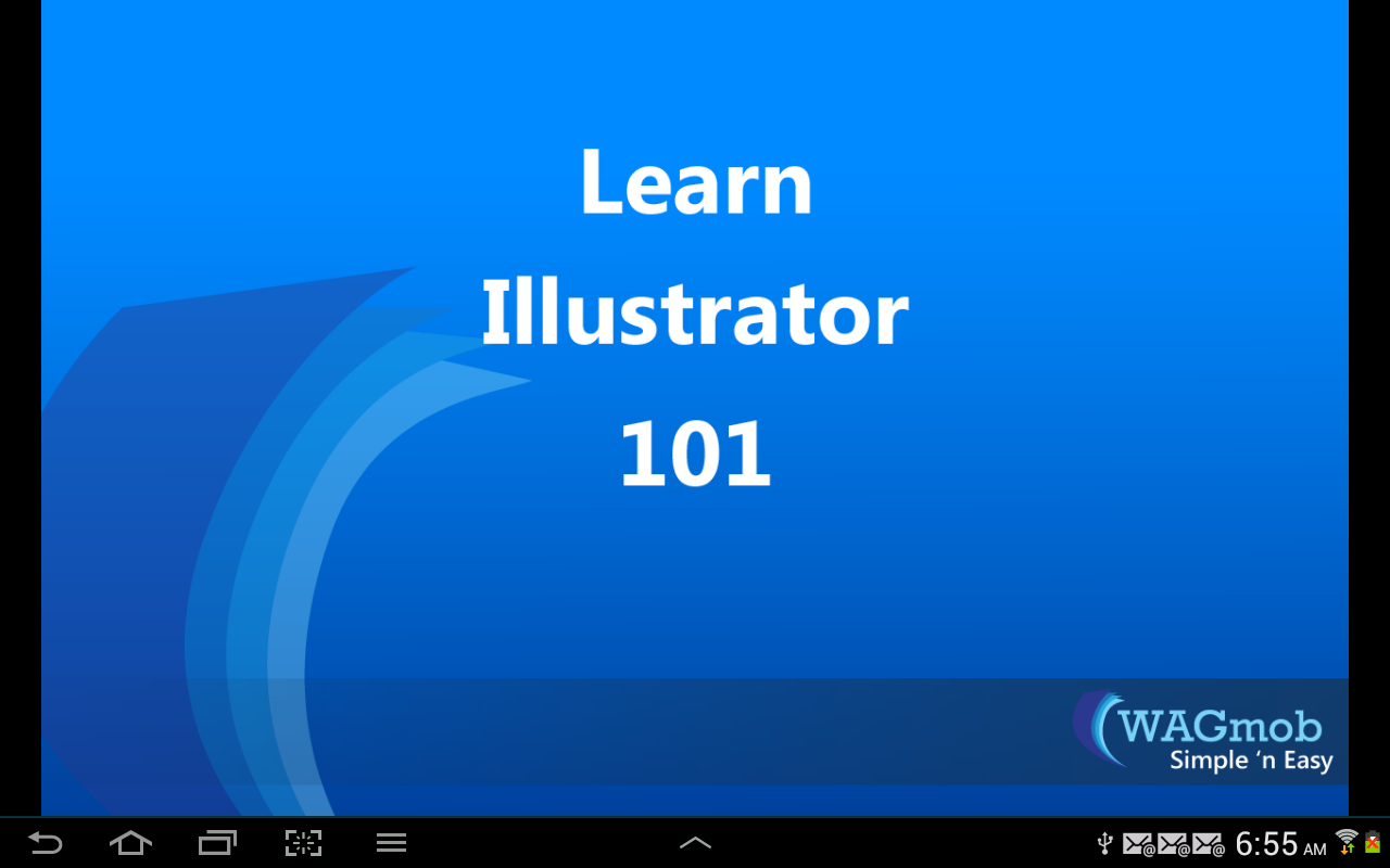 Learn Illustrator 101 - screenshot