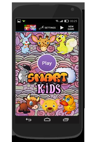 Smart Kids Preschool Edu game