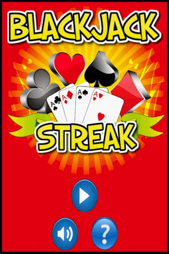 Blackjack Streak