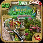 Secret Gardens - Hidden Object