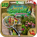 Secret Gardens - Hidden Object icon