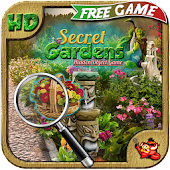 Gardens Find Hidden Objects