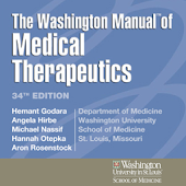 Wash. Manual of Med.Therap.