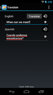 Spanish English Dictionary + - screenshot thumbnail