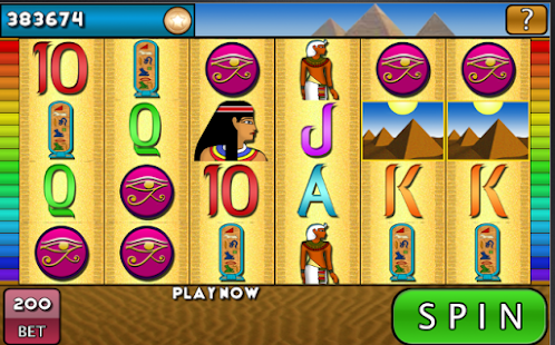 Egyptian Queen - AdFree screenshot