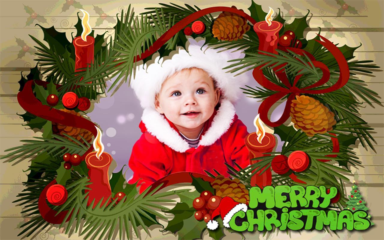 christmas photo frames 2 screenshot