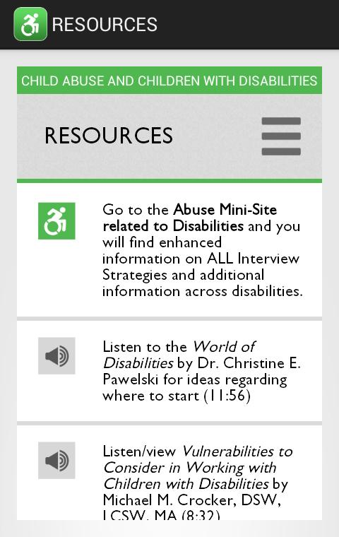 Disability & Abuse- screenshot